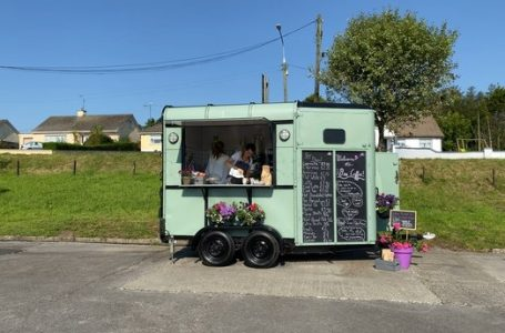 Teen opens coffee trailer so she can be her own boss