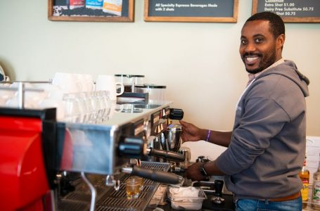 Next: Mike Mwenedata, founder of Rwanda Bean Co., is a coffee entrepreneur with a cause