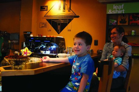Local Group Meets for 'Conversations and Coffee'