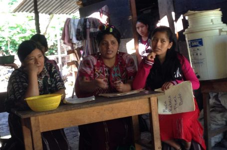 The Chajulense Women's Savings/Micro-Credit Project