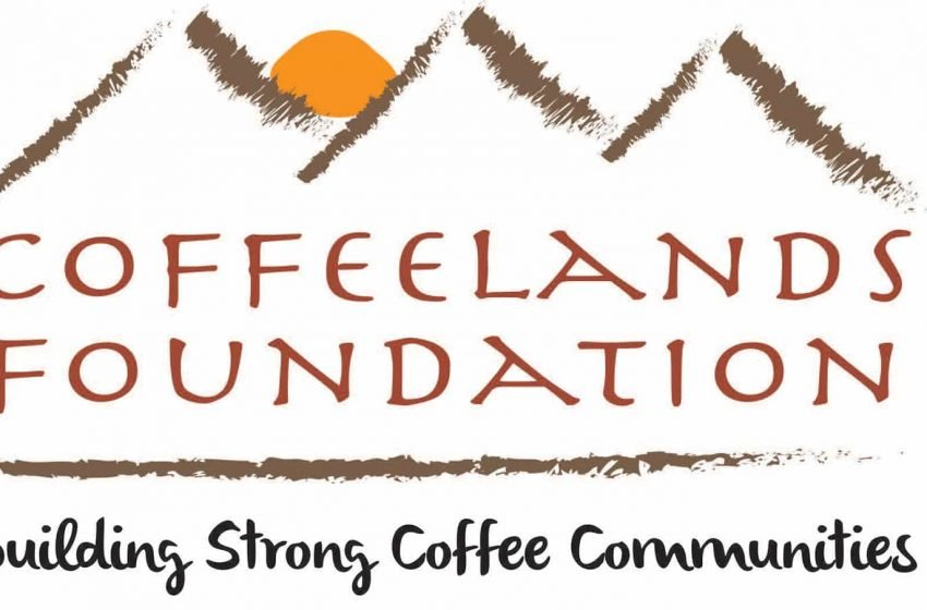 Coffeelands Foundation logo   Final with tagline