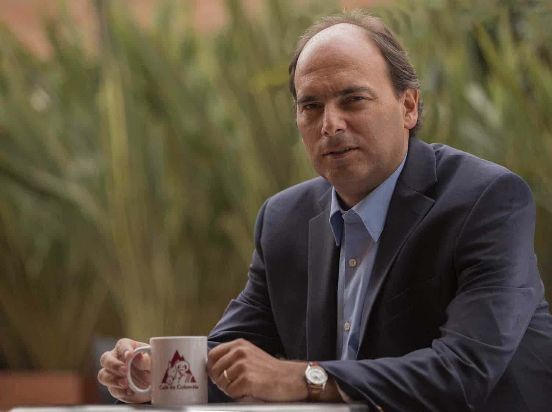 Columbian Coffee Federation  Luis Samper