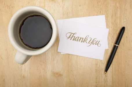 Appreciation Makes the World Go 'Round