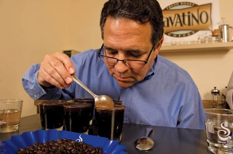 Competitive caffeine: Inside the wild world of professional coffee tasting