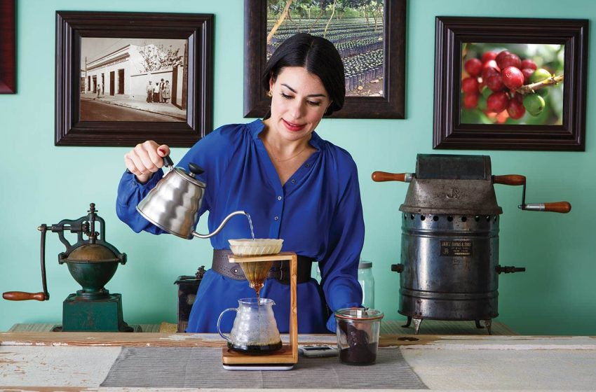8 Pour-over Coffee Makers That Will Upgrade Your Morning Routine