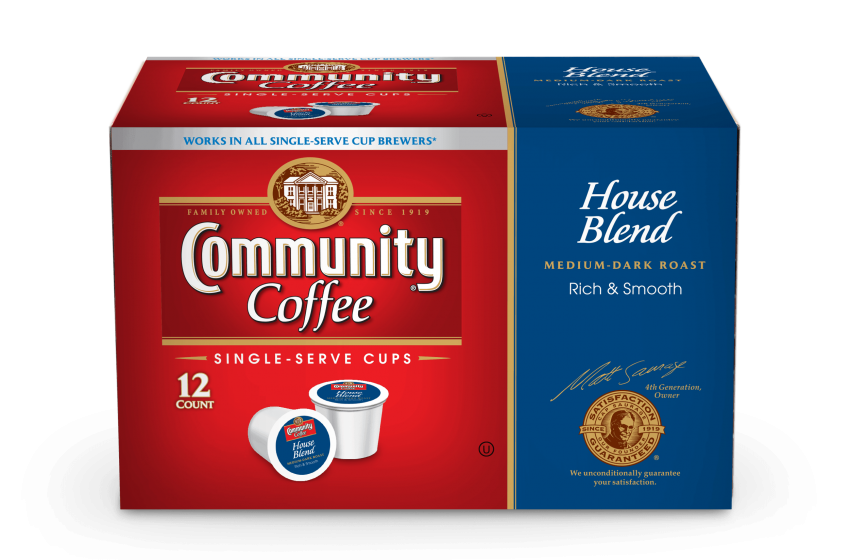 16298 12ct Single Serve 2point0 House Blend
