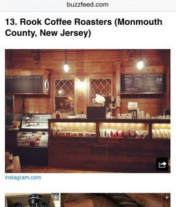Rook Coffee Number 13 BuzzFeed