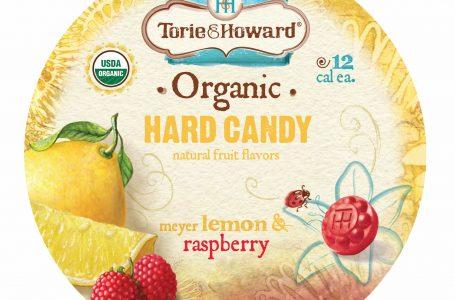 TORIE & HOWARD ORGANIC HARD CANDY PENETRATING BROADER RANGE OF CHANNELS AS CONSUMERS SEEK HEALTHY INDULGENCES