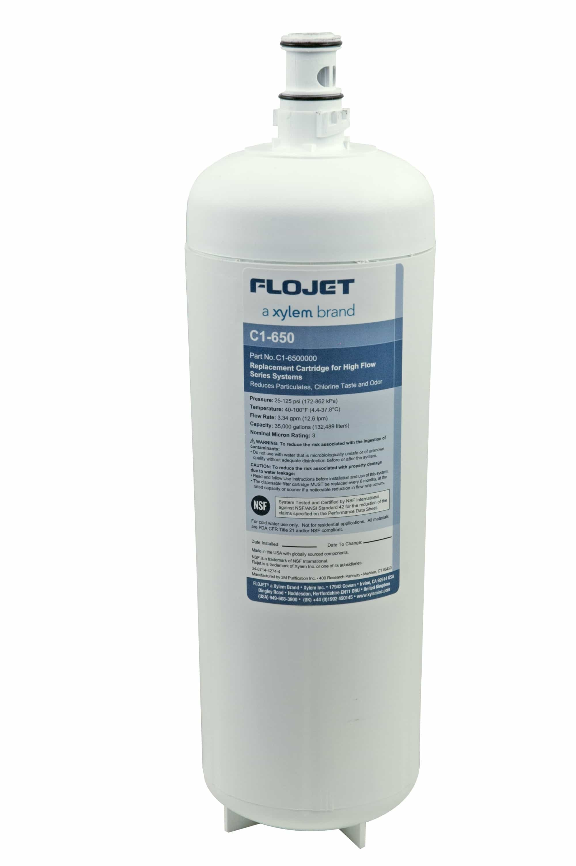 Flojet Filtration C1 650