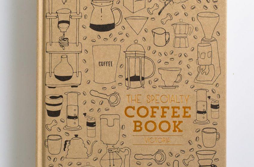 Specialty Coffee Book Victoria copy