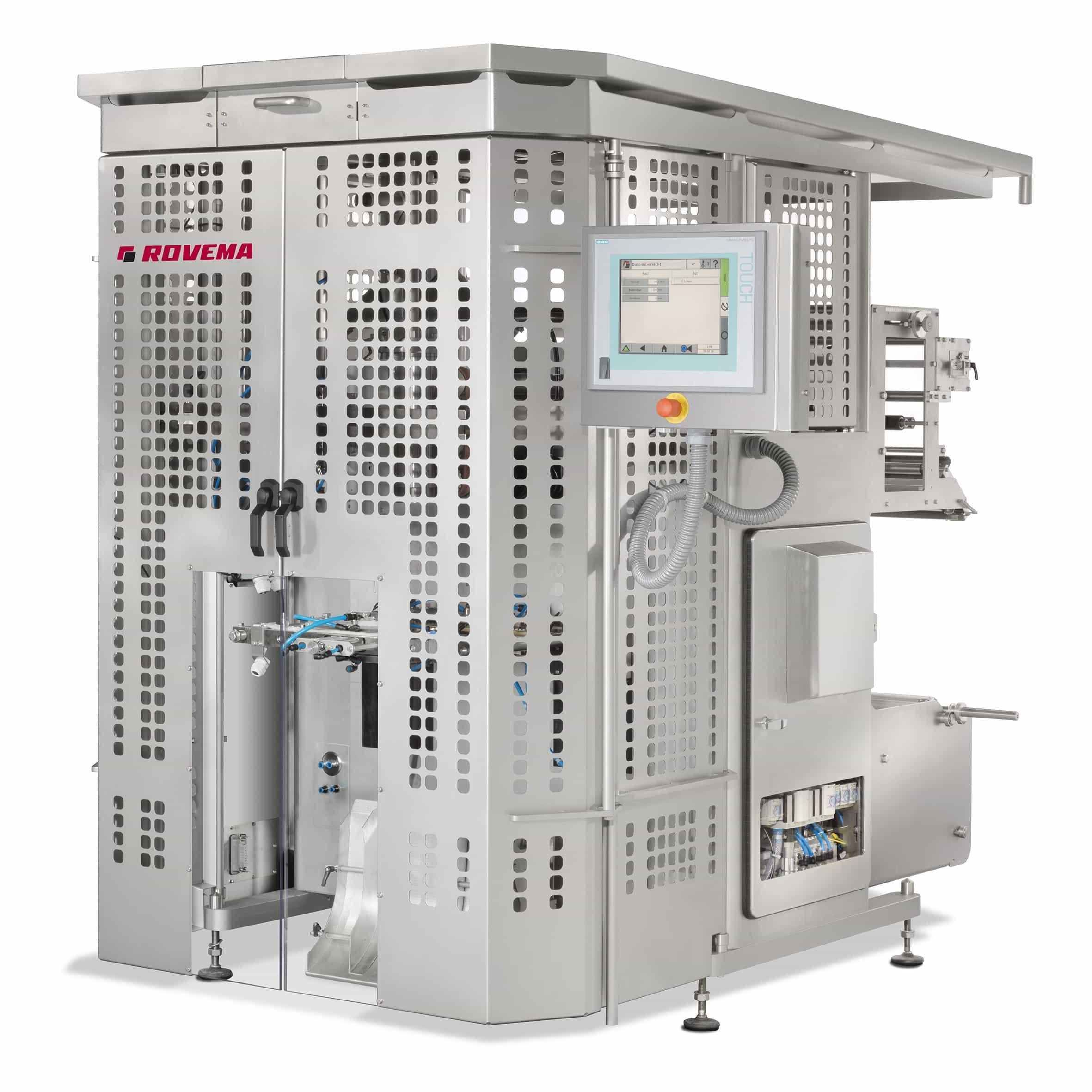 BVC400 Vertical FFS Bagging Machine   Rovema