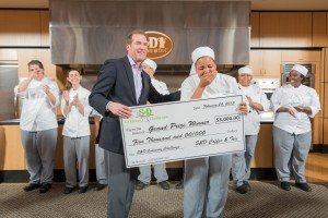 S&D Culinary Challenge Winner