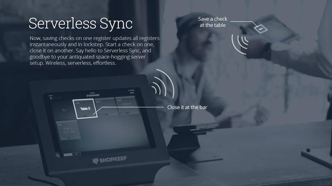 Serverless Sync