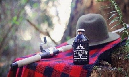 Woods Cold Brew   New Bottle Design