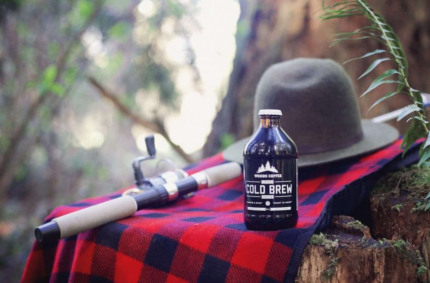 Woods Cold Brew   New Bottle Design