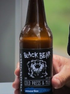 Black Bear COLD PRESS by merlo