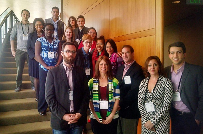 S D Team and SCAA Fellows