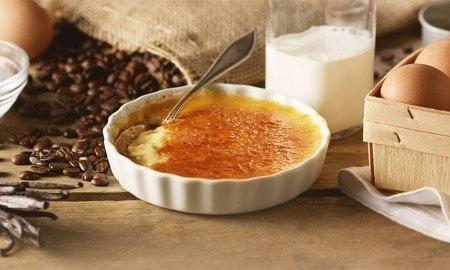 Vanilla Creme Brulee