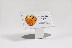 Imprint Plus food calorie muffin