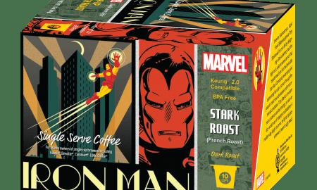Marvel IronMan Coffee