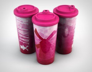 Breast Cancer Mug 2015