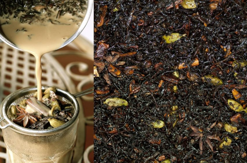 PRANA CHAI and Pour Over