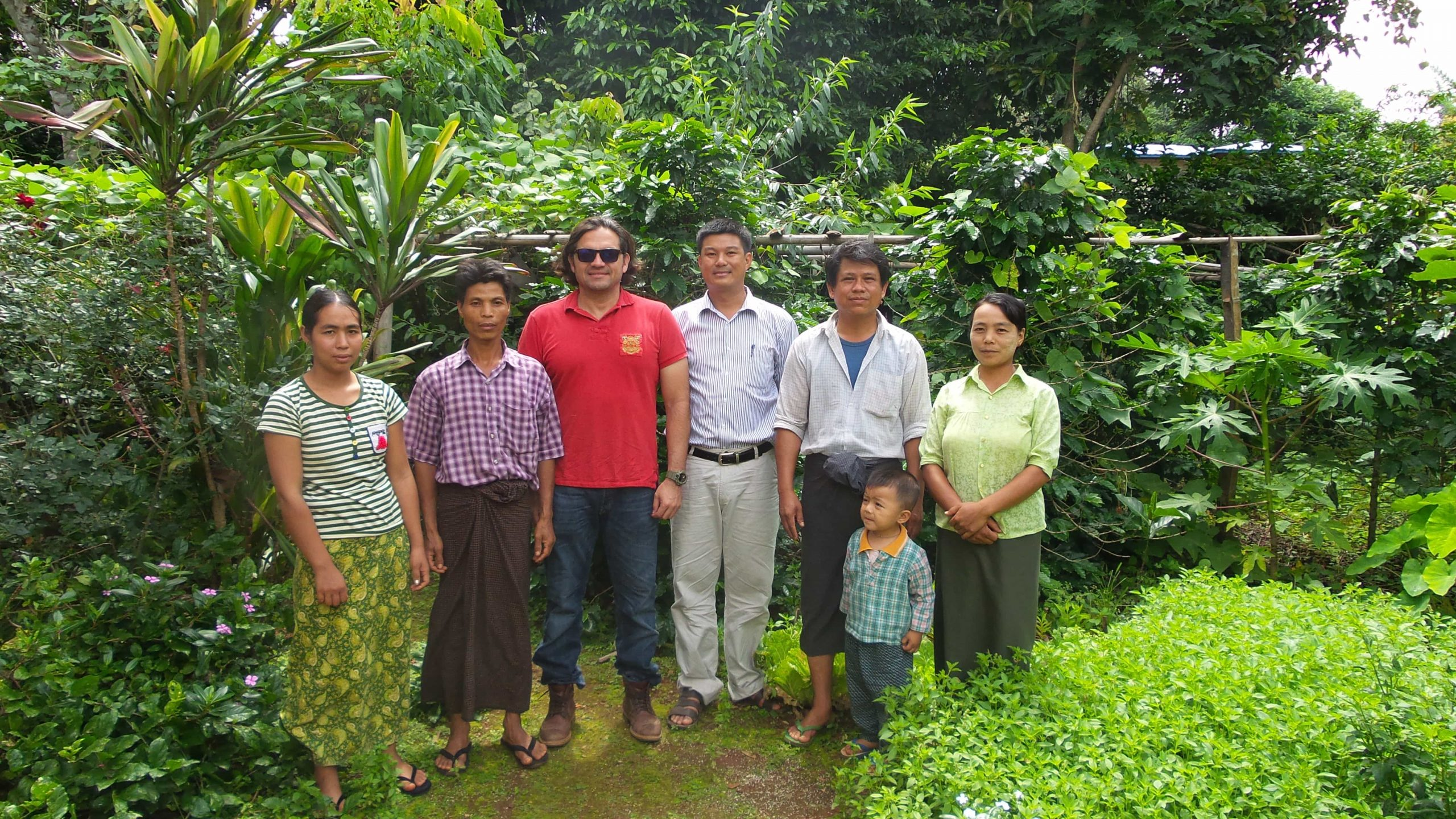 Women Farmers Top First Myanmar Coffee Competition