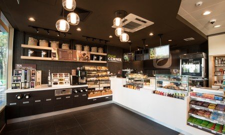 Hungary's Mol Group Rolls Out New C-store Prototype Designed By Cbx