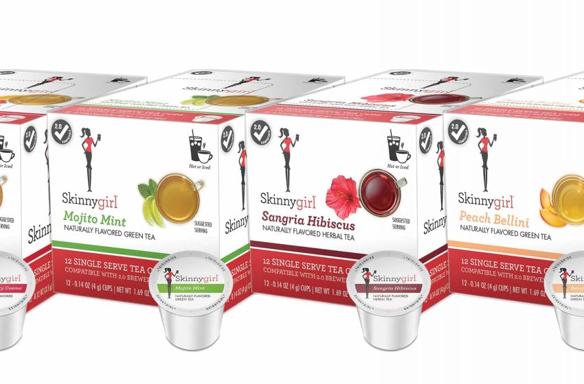 Skinnygirltm and Single Cup Coffee Partner to Launch Cocktail-inspired Single-serve Teas and Coffees