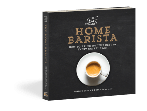 Vivienne Woodward - The Home Barista.3D