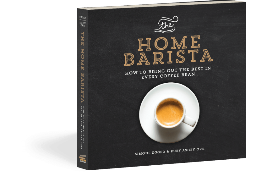 Just Published: the Home Barista