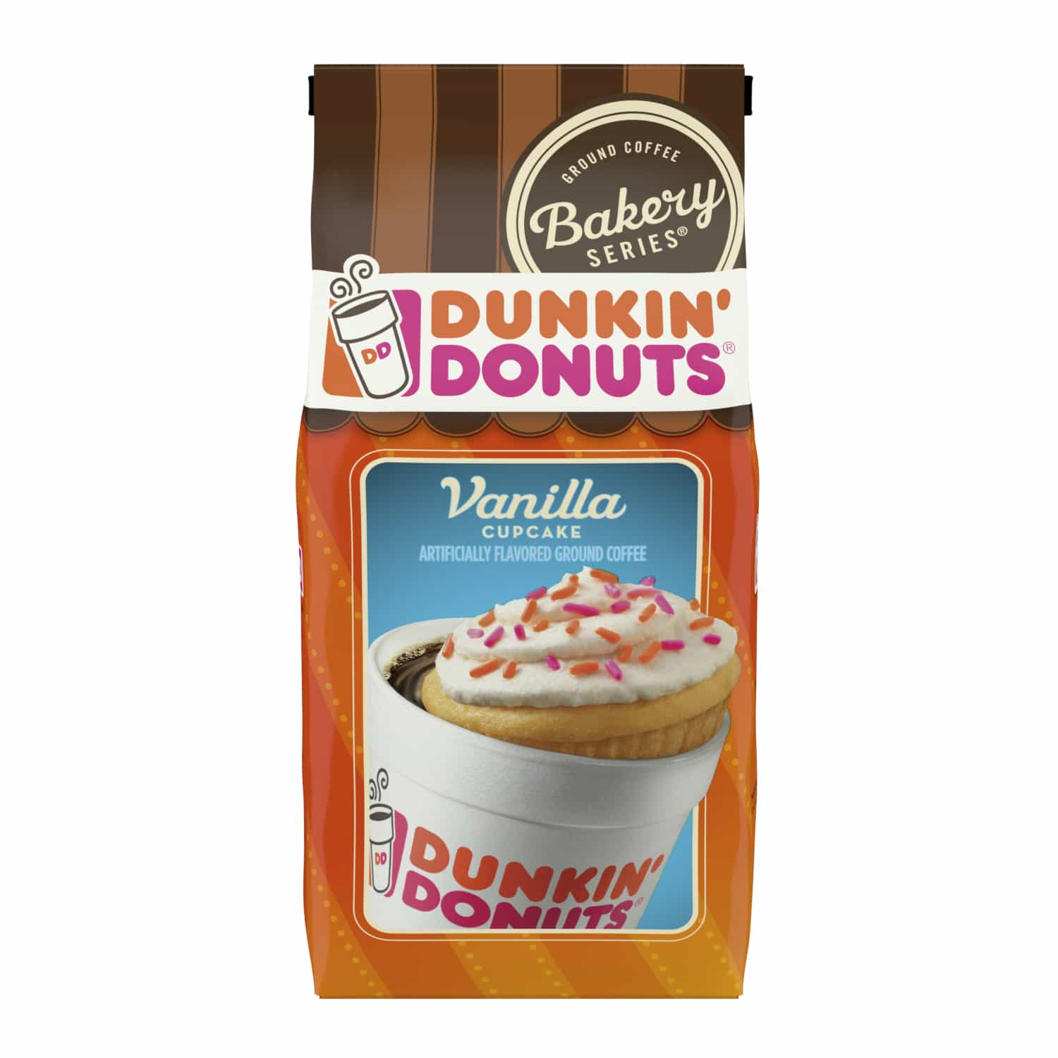 Dunkin' Donuts Celebrates 65 Years with New Vanilla Cupcake Flavored Coffee