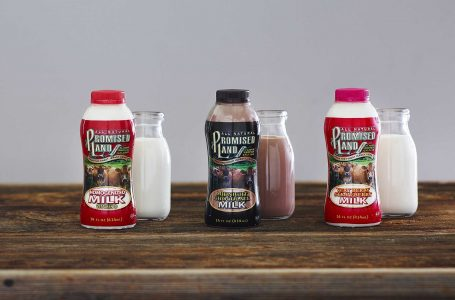 TREAT CUSTOMERS TO OLD-FASHIONED GOODNESS WITH PROMISED LAND® DECADENT MILK, FROM BORDEN FOODSERVICE®