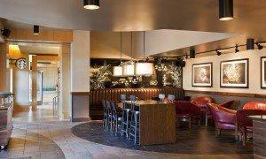 Chris Zindash   Westin Arlington Starbucks Seating Area