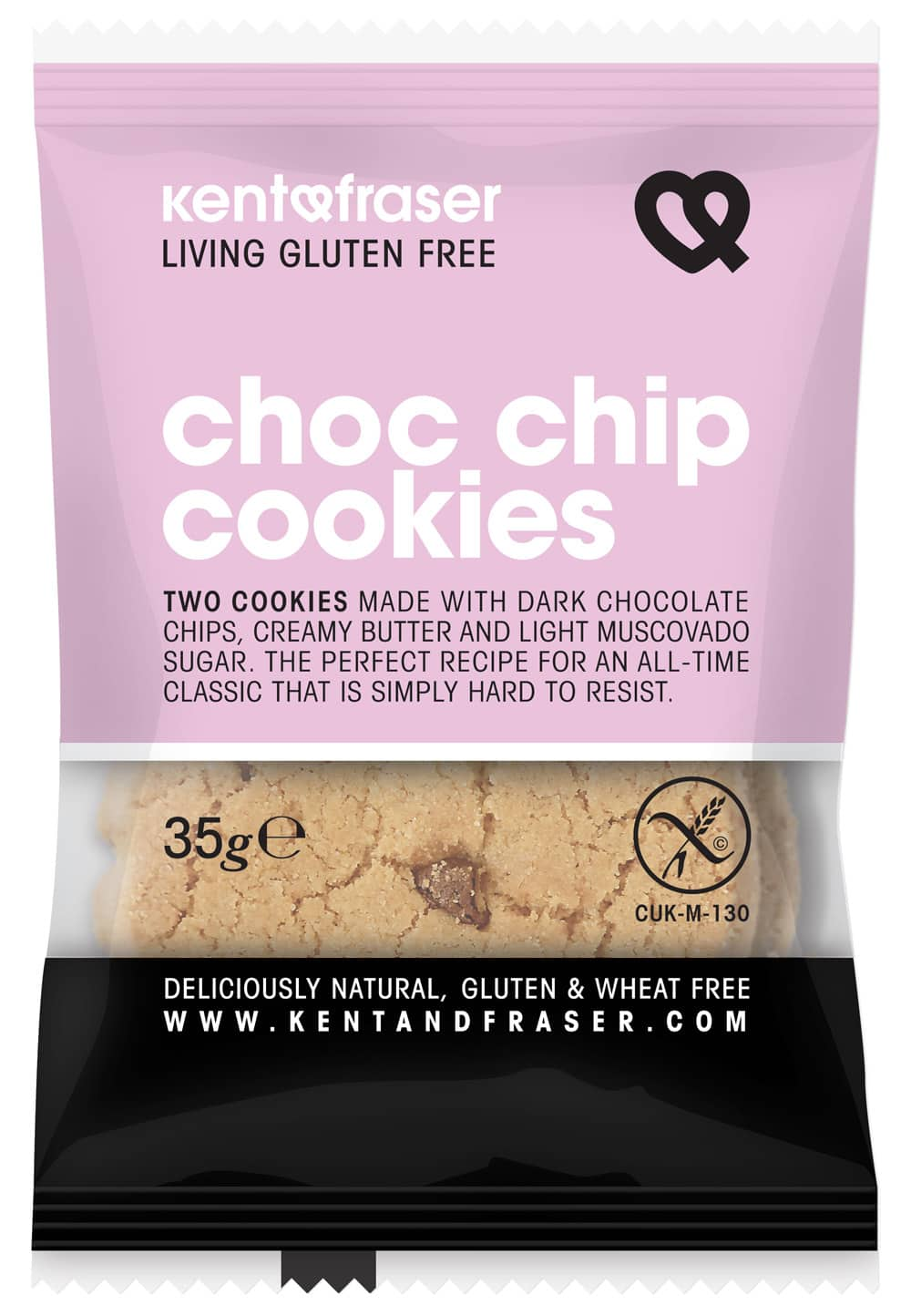 Kent & Fraser Gluten Free Cookies