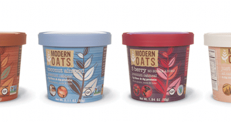 New Flavors Announced Today for Modern Oats