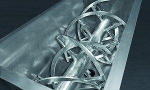 Ribbon Blender Meets Sanitary Standards