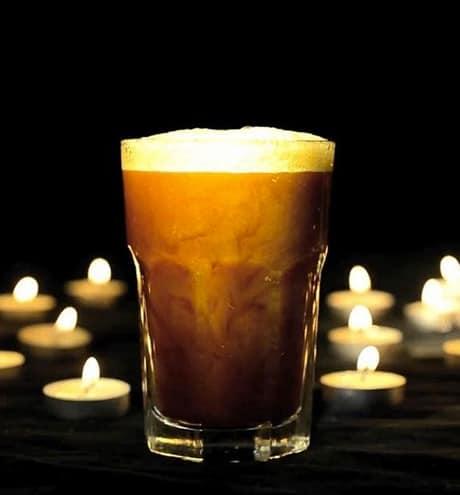 Nitro- the Evolution of Cold Brew Coffee