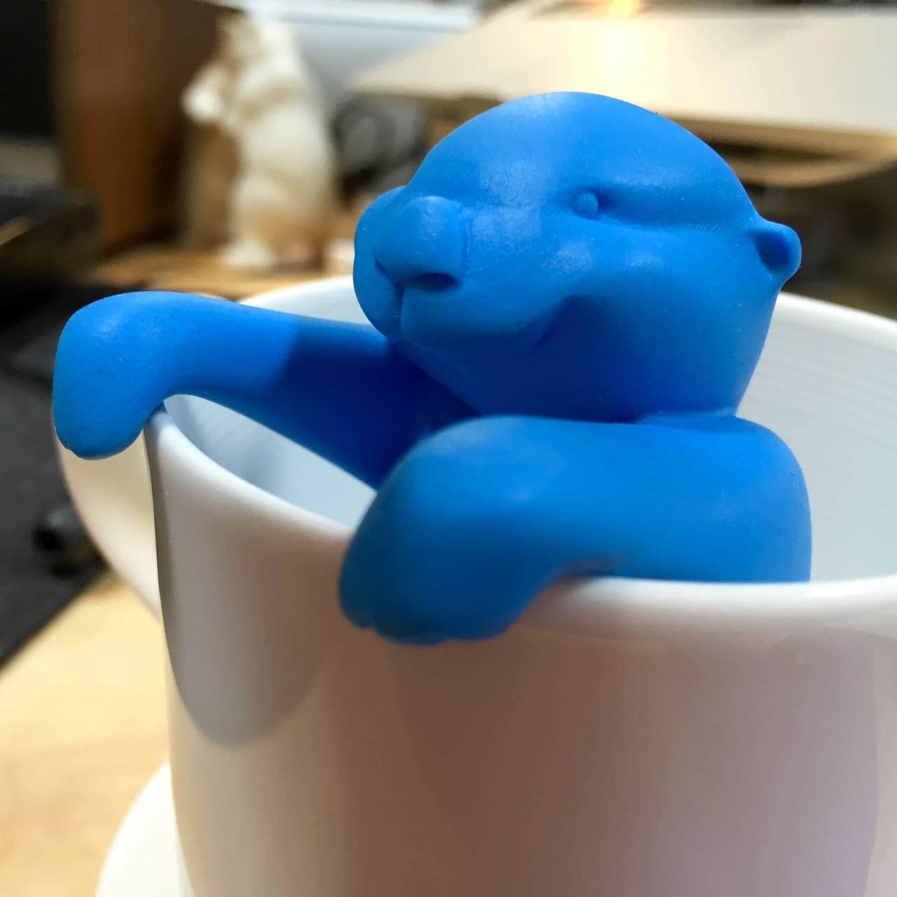 greg long   GAMAGO Tea Otter