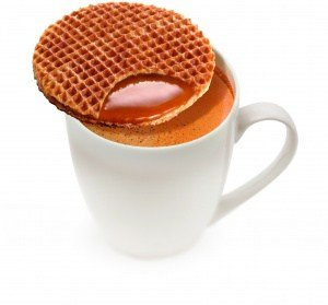 Adrienne Jacoby - Cup geen schotel met jumbo wafel (1) (1)