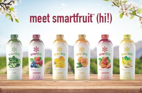 Smartfruit – New 100% Real Fruit Mixes with No Sugar added or GMO's