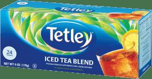 Alaina Blekicki - Tetley Iced Tea Blend