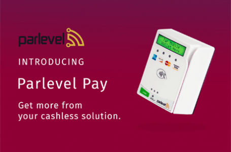 Parlevel Adds to Growing Suite of Vending Technology Products with Launch of Cashless Payment Platform