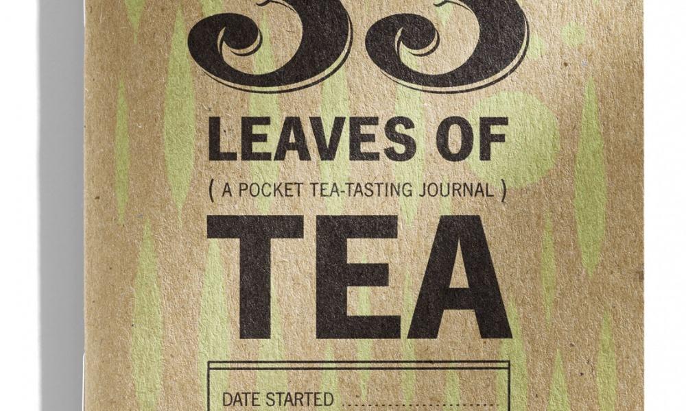 Dave Selden - 33BOOKS_TEA_COVER