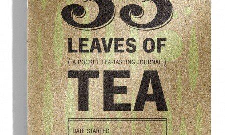 Dave Selden 33BOOKS TEA COVER 450x270 - 33 Books Co. Debuts New Pocket Tea Journal