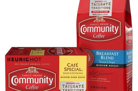 Community Coffee Company Kicks Off Annual Instant Win Sweepstakes