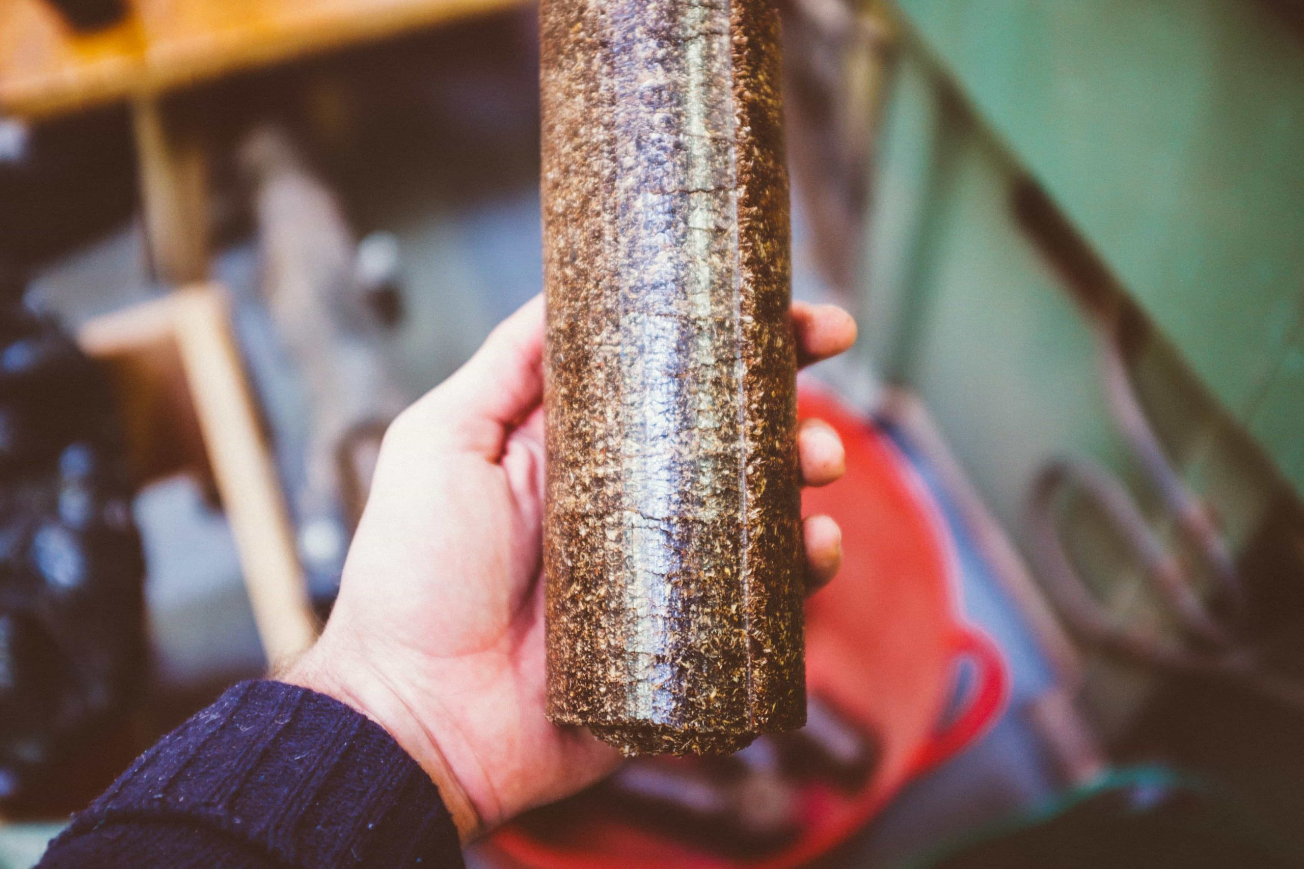 New Product Launch   Coffee Logs