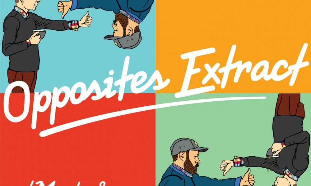 Just Meister - Opposites_Extract_Album_artwork