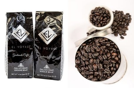 Pure and Natural Coffee from EL VOYAGE
