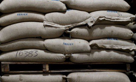 bags 450x270 - Roaster Of $803-A-Pound Coffee Sees Supply Risk Amid Rout